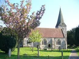 St Andrew's Church, Cobham