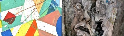 Two Painters at the Crossroads: Geoffrey Pimlott and Colin Merrin