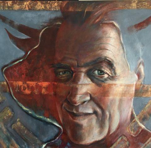 Ronnie Ireland Art